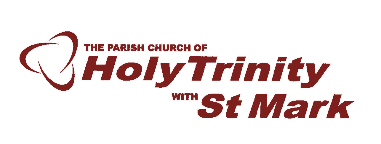 Holy Trinity with St Mark Logo